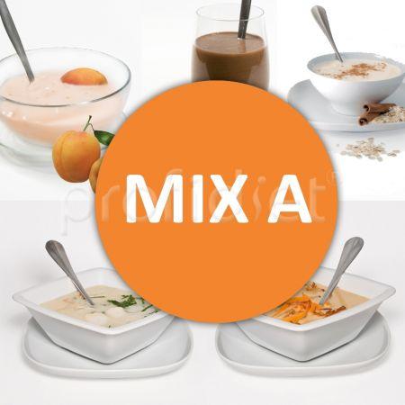 Mix A - 14 proteínových jedál Fit