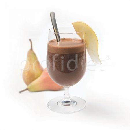 Dezert s čokoládovo hruškovou príchuťou