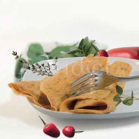 Omeleta stredomorská