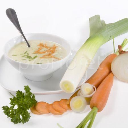 Polievka zeleninová