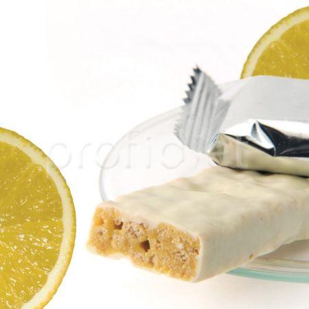 Proteínová tyčinka s citrónovou príchuťou