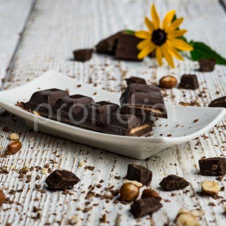 Čokoláda s lieskovými orieškami
