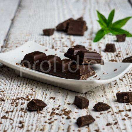 Čokoláda s chrumkavými guľkami