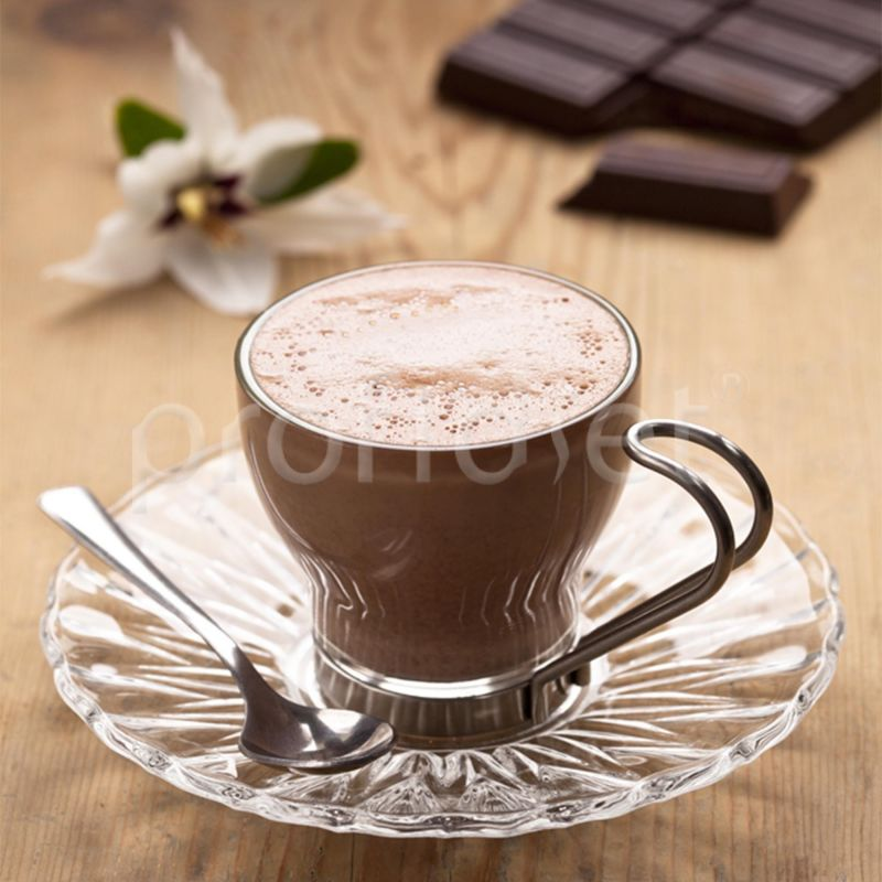 Nápoj s príchuťou horúcej čokolády
