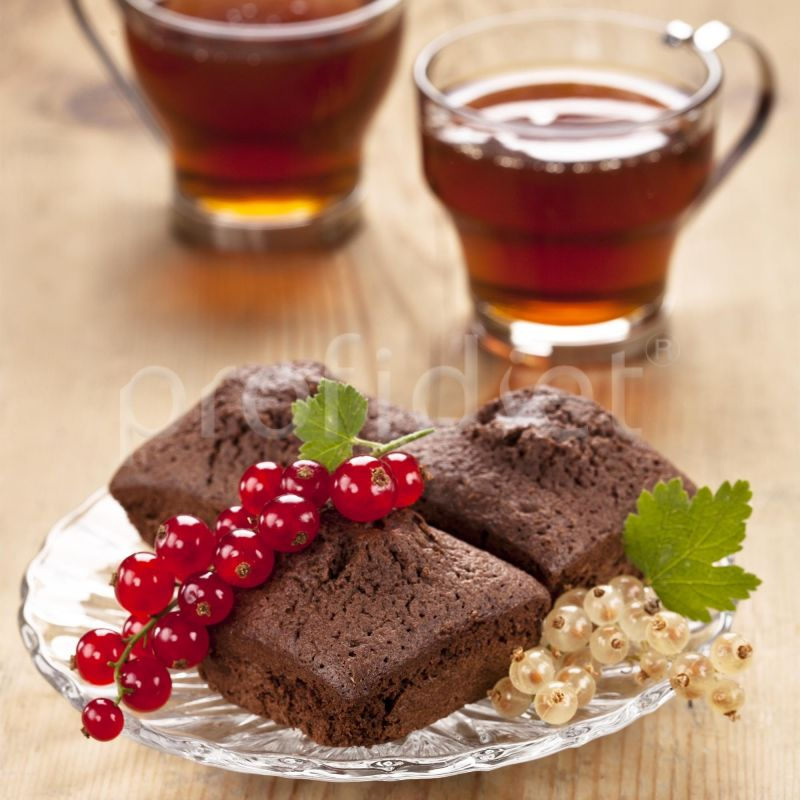 Raňajkové kakaové brownies