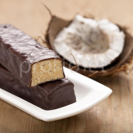 Chrumkavá tyčinka s kokosovou príchuťou
