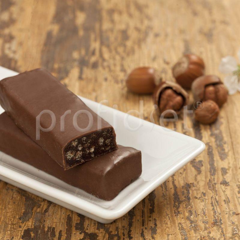 Tyčinka čokoládovo-oriešková 1. fáza