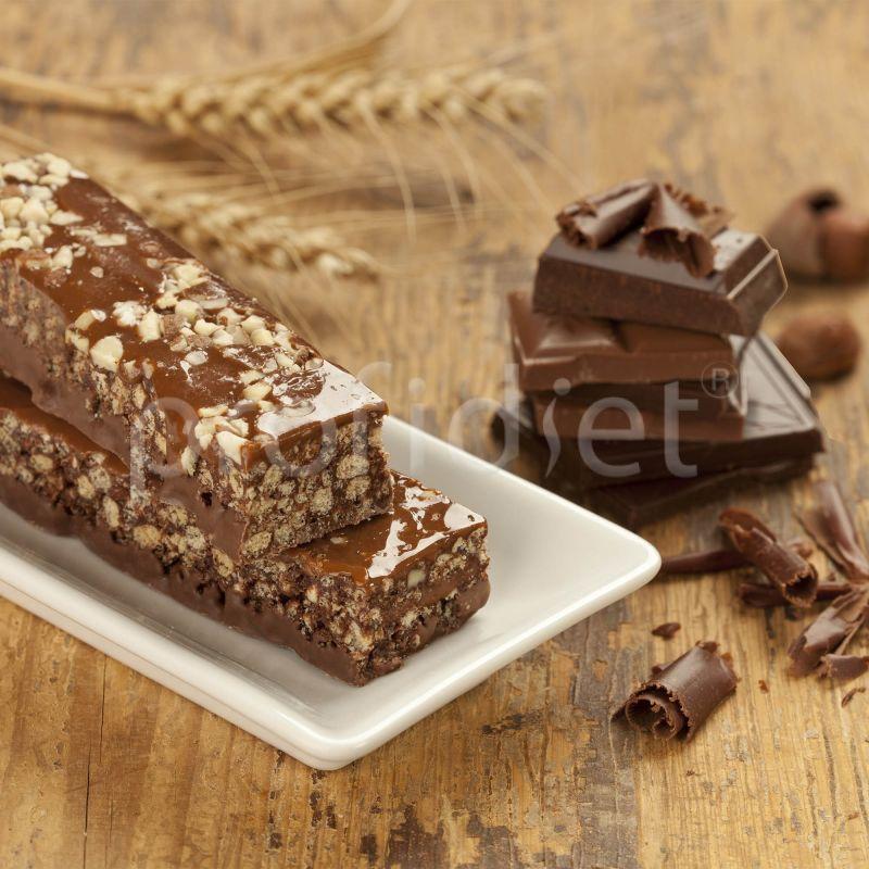 Tyčinka s príchuťou double čokolády