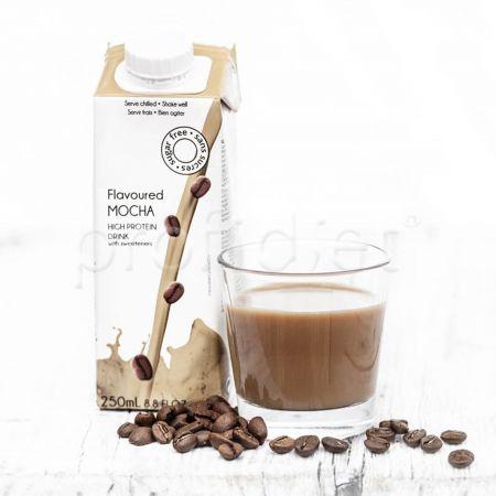 Uht nápoj s príchuťou kávy moka