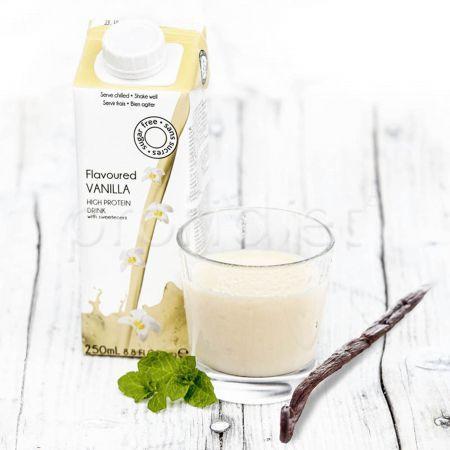 Uht nápoj s vanilkovou príchuťou