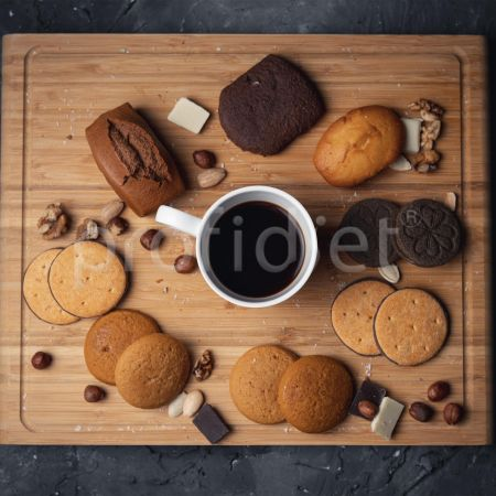 MIX koláčikov a keksíkov Profidiet