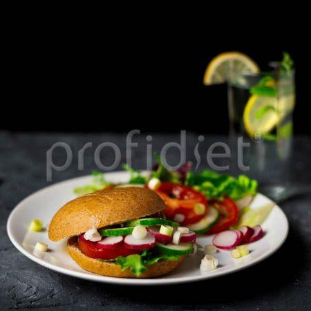 Proteínová žemľa natur