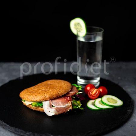 Proteínové pečivo Focaccella