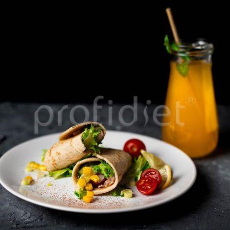 Proteínová placka Piada (2 porcie)