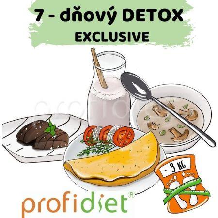 7-dňový proteínový detox Exclusive + nápoj