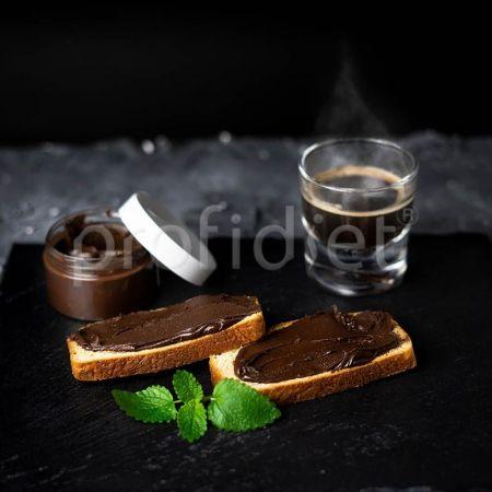 Proteínová nátierka s čokoládovo-orieškovou príchuťou