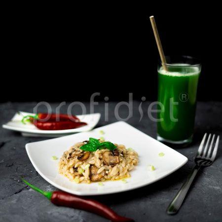 Proteínová cestovinová ryža