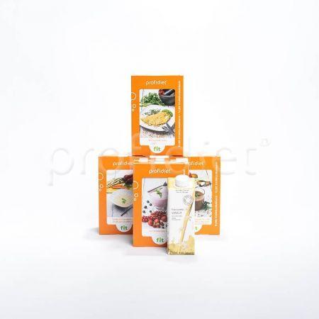 Proteínová diéta Profidiet na 1 týždeň + 1 nápoj zadarmo
