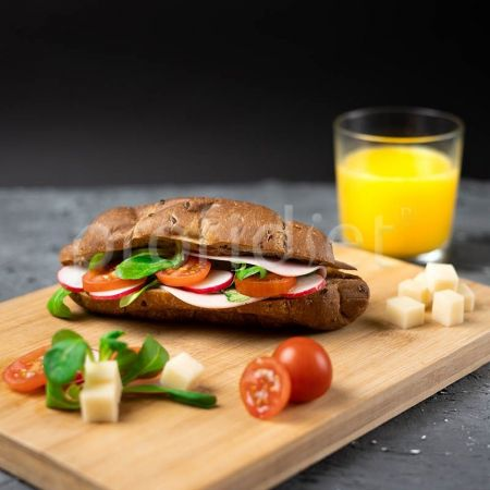 .Proteínový cereálny croissant (1 porcia)