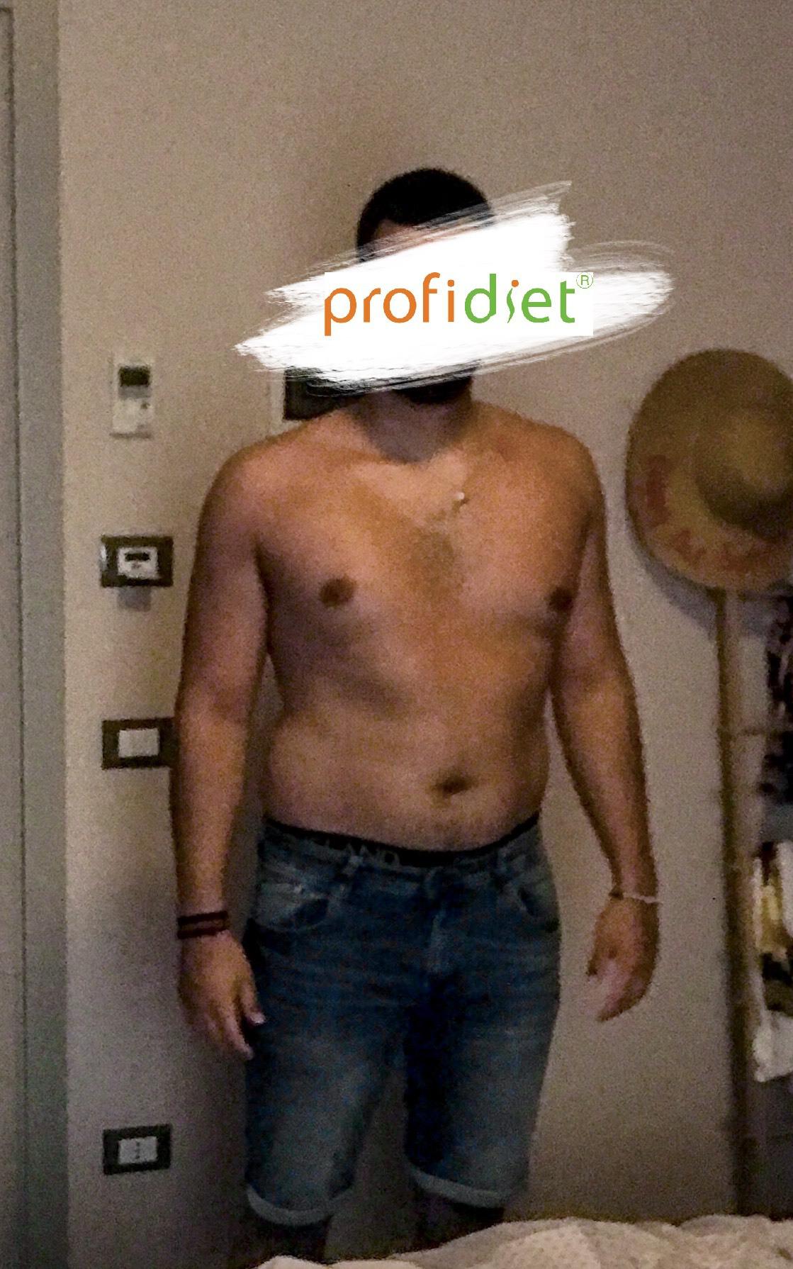 V priebehu 3 mesiacov som s Profidiet bez problémov schudol 13 kg.
