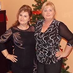 Ružena a Viera (-19 a -24 kg)