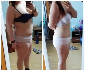 Silvia schudla s proteínovou diétou Profidiet 16,5 kg za tri mesiace